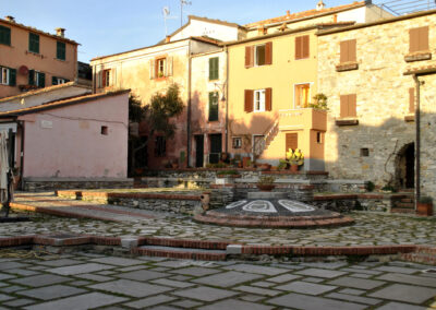 Ameglia - Borgo Pet in Liguria