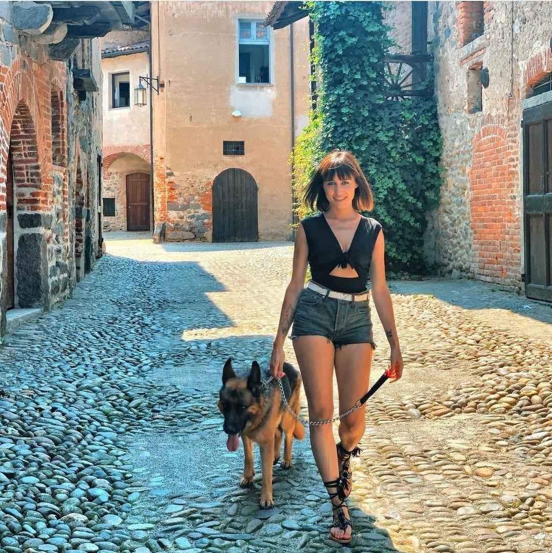 Candelo: passeggiate con amici a 4 zampe. Foto: Jessica Degioanni