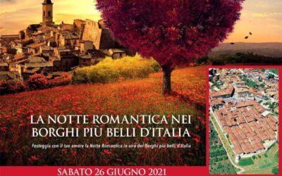 Notte Romantica al Ricetto di Candelo 2021