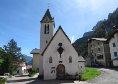 Chiesa Sottoguda - Consorzio Turistico Marmolada