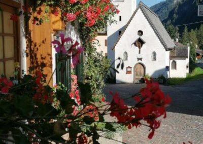 Chiesa di Sottoguda - Consorzio Turistico Marmolada