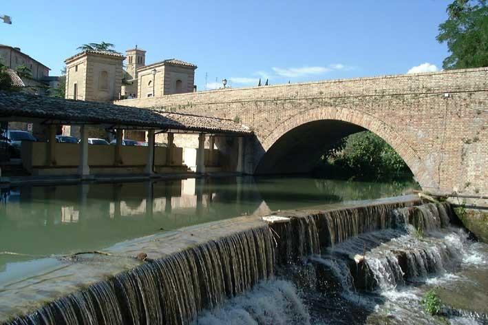 Cascata del fiume Clitunno