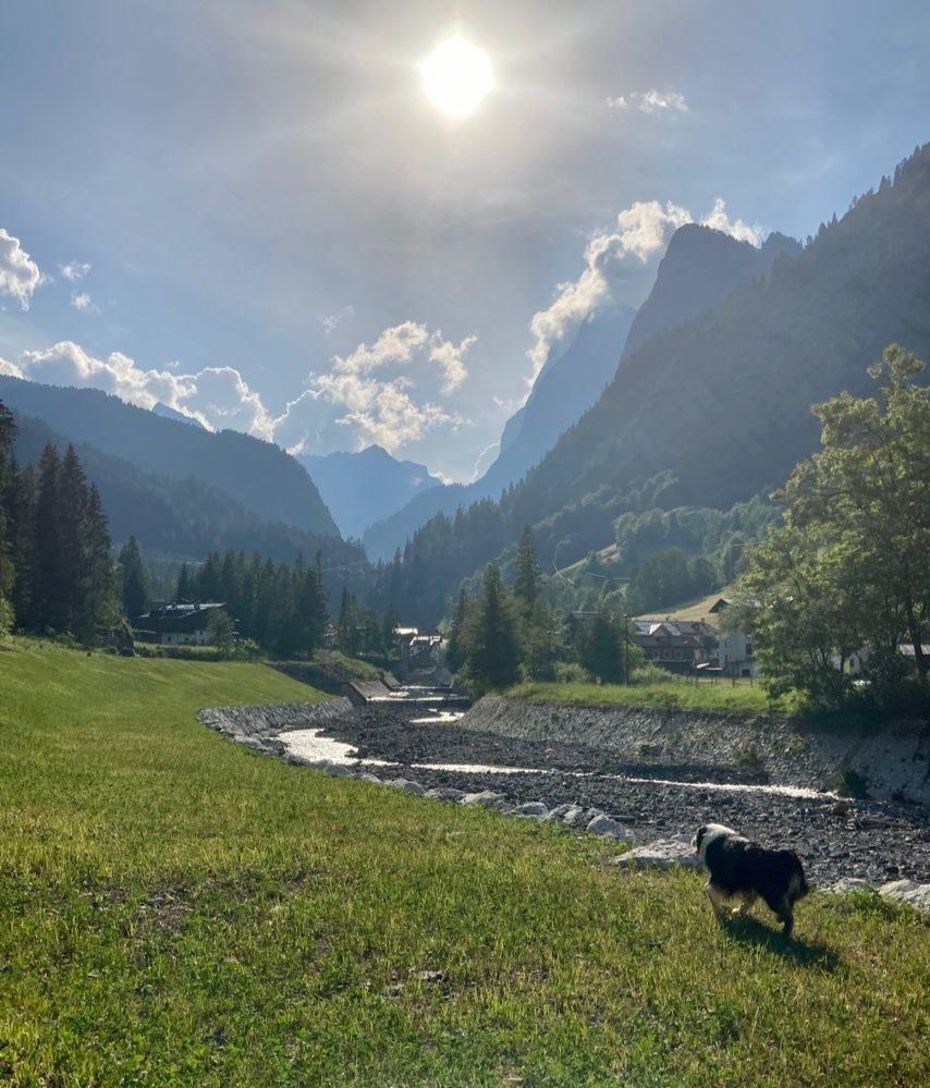 Passeggiata pet friendly a Sottoguda - Foto: Monika De Biasio