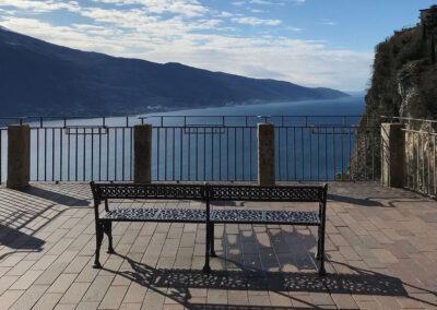 Terrazza panoramica sul lago di Garda - Foto: Proloco Tremosine